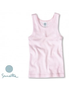 Sanetta Pink Stripe Hemd