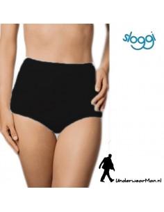 Sloggi Basic Maxi Slip Zwart