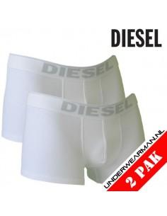 Diesel UMBX Kory 2Pack Boxershorts White