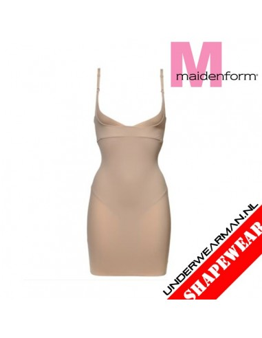 Maidenform Flexees Firm Control Dress Skin