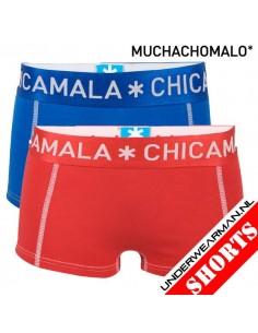 ChicaMala Tough Hipster Duopak Meisjes Ondergoed