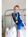Lief! Shirt Blue Kinderondergoed Sfeerbeeld