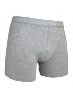 Björn Borg Fun Short 1Pack Grey Melange