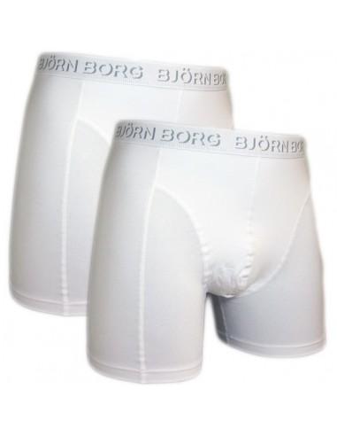 Björn Borg Fun Short 2Pack White