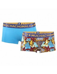 MuchachoMalo Baroq Short 2pack Dames Ondergoed