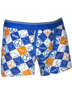 Diesel New Herberto UMBX Peace Blue Boxershort