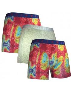 Funderwear High Pressure 3Pack Boxershorts