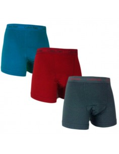 Calvin Klein Ondergoed color mix  3 pack long trunk