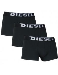 Diesel UMBX Kory 3Pack Boxershorts Black