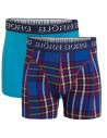 Bjorn Borg Technical Check 2Pack Shorts Kinderondergoed