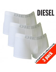 Diesel UMBX Kory 3Pack Boxershorts white