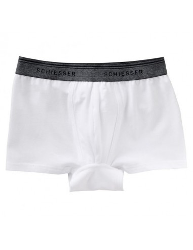 Schiesser Kinderondergoed Boxershort 95/5 White