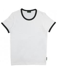 Uncover Kinder T Shirt by Schiesser Zwart