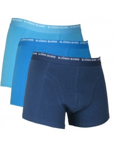 Bjorn Borg 3 Boys basic Seasonal aquarius