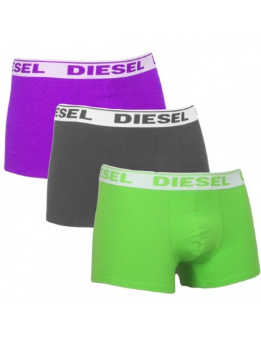 Diesel UMBX Shawn 3 pack mix Purple Grey Lime