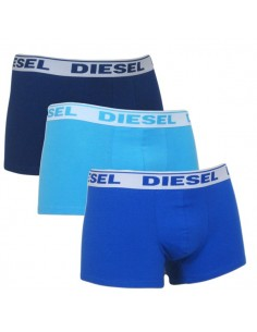 Diesel UMBX Fresh & Bright 3 pack €39,95 mix Blue Aqua