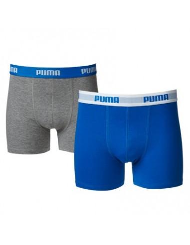 Puma Boxershort blue 2Pack Boys