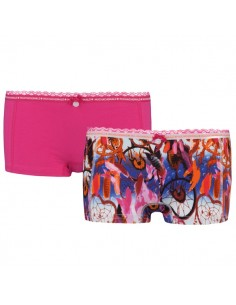 MuchachoMalo Ladies Dream Short 2pack Dames Ondergoed