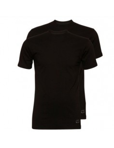 Ten Cate T-shirt 2Pack Zwart