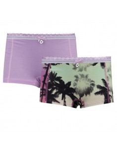 ChicaMala Short Sun 2Pack