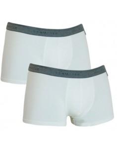 Schiesser Heup short 2Pack Wit 95/5 Boxershort