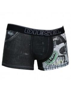 Diesel UMBX Damien Boxer Black Print