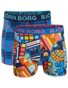 Bjorn Borg 2 Pack Arcade Capri Kinder Boxershorts