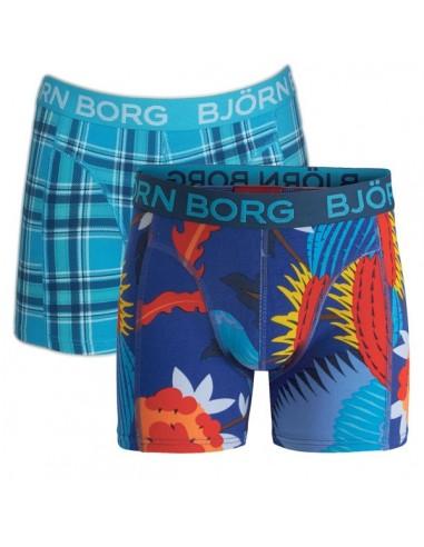 Bjorn Borg 2 Pack Dragon bird mazarine blue