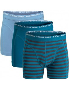Bjorn Borg 3  Pack Boys Basic Seasonal Ocean Depths