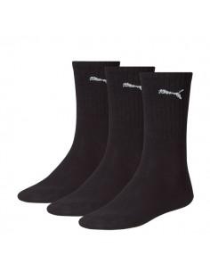 Puma Sokken 3Pack sportsok Black