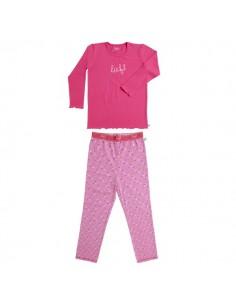 Lief! Pyjama Pink Bow Aanbieding! Meisjes ondergoed