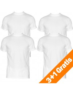 HOM Harro New T-Shirt 4 pack White