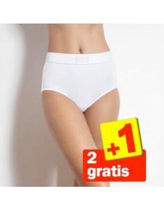 Sloggi Double Comfort Maxi Wit 3Pack 2+1 Gratis