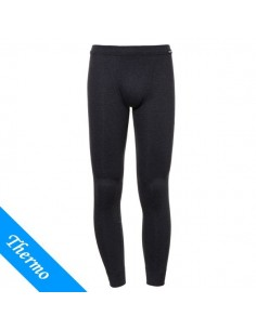 Ten Cate Heren Thermo Broek Antraciet
