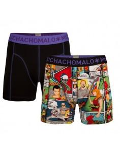 MuchachoMalo Mucha 2Pack Heren Boxershorts