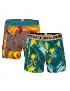 MuchachoMalo Medusa Print 2Pack Kinder Ondergoed