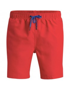 Björn Borg zwembroek Loose Shorts High Risk Red