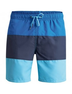 Bjorn Borg Jongens Zwembroek Loose Shorts Strong Blue