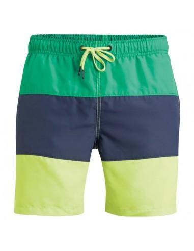 Bjorn Borg Jongens Zwembroek Loose Shorts Bright Green