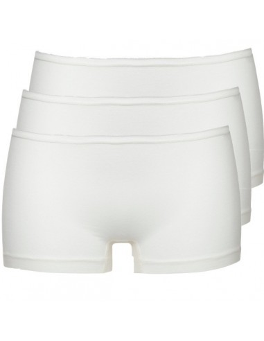Ten Cate Basic Short 3Pack Ivoor 2+1 Gratis