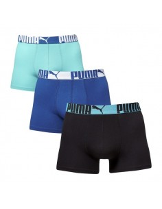 Puma Boxershorts Cat Blue 3Pack
