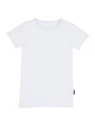 Claesen's T-Shirt Round Neck White