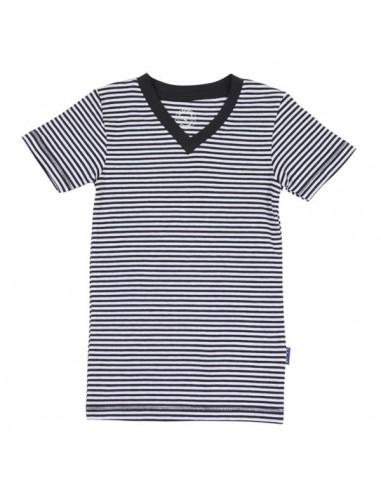 Claesen's Jongens V-Shirt Stripes