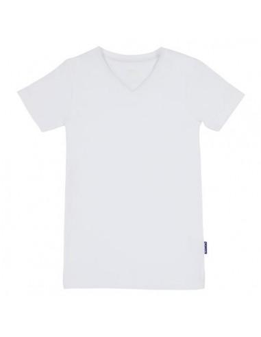 Claesen's Jongens V-Shirt White