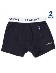 Claesen's Jongens 2Pack Boxershorts Navy