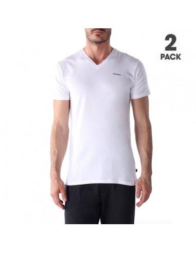 Diesel Michael UMTEE 2Pack T-Shirt White