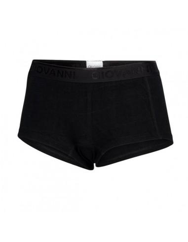 Giovanni Dames Short zwart