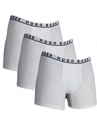 Hugo Boss Cyclist Boxershorts 3Pack Wit