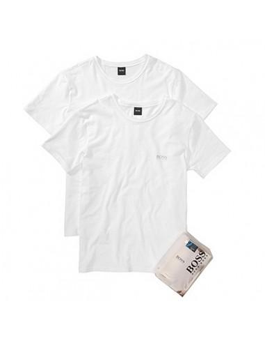 Hugo Boss T-Shirt 2Pack Wit