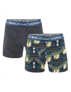 MuchachoMalo Never 2Pack Heren Boxershorts